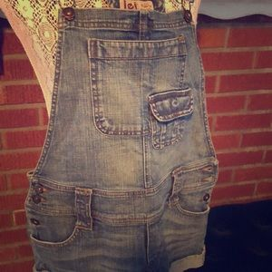 Pants - Shorts Overalls